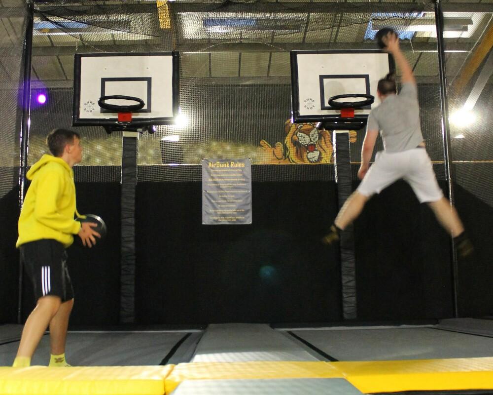 dunk nets